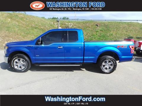 2015 Ford F-150 for sale in Washington, PA