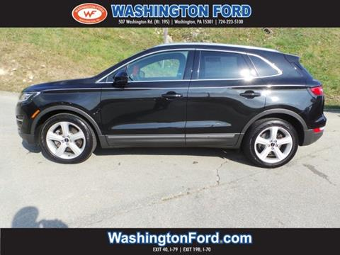 2015 Lincoln MKC for sale in Washington, PA