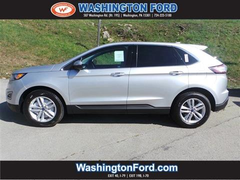 2017 Ford Edge for sale in Washington, PA