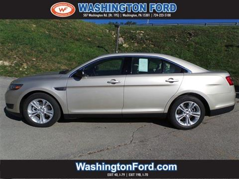 2017 Ford Taurus for sale in Washington, PA