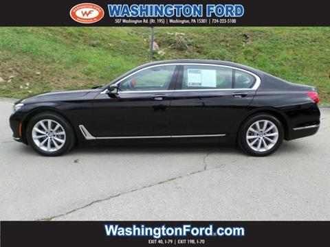 2017 BMW 7 Series for sale in Washington, PA