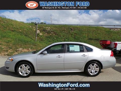 2012 Chevrolet Impala for sale in Washington, PA