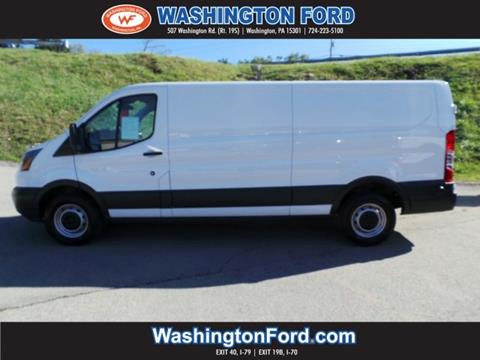 2017 Ford Transit Cargo for sale in Washington, PA