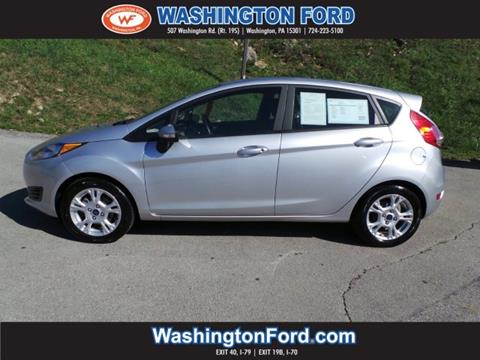 2016 Ford Fiesta for sale in Washington, PA
