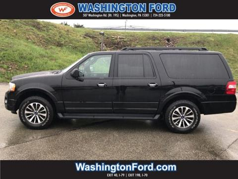 Ford Expedition El For Sale In Washington Pa