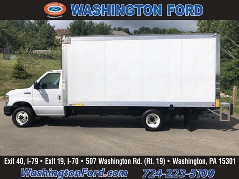 2018 Ford E-Series Chassis for sale in Washington, PA