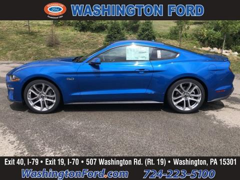 2019 Ford Mustang for sale in Washington, PA