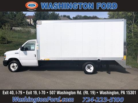 2019 Ford E-Series Chassis for sale in Washington, PA