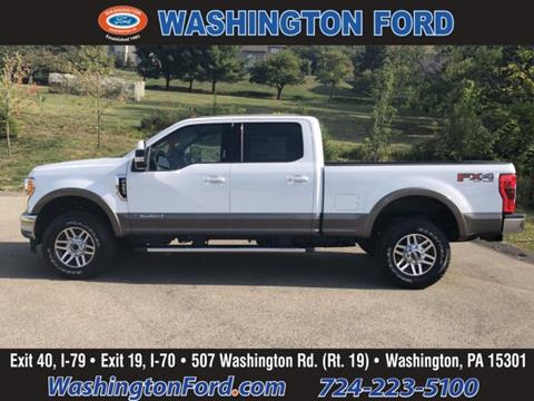 2019 Ford F-350 Super Duty for sale in Washington, PA