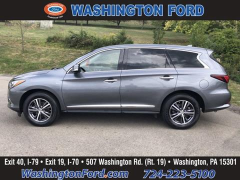 2019 Infiniti QX60 for sale in Washington, PA