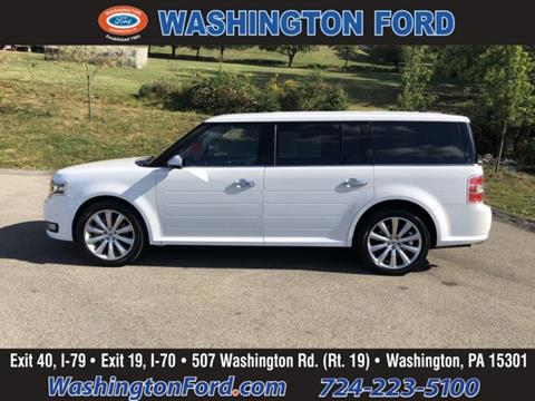 2018 Ford Flex for sale in Washington, PA
