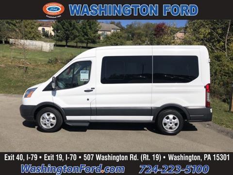 2018 Ford Transit Passenger for sale in Washington, PA