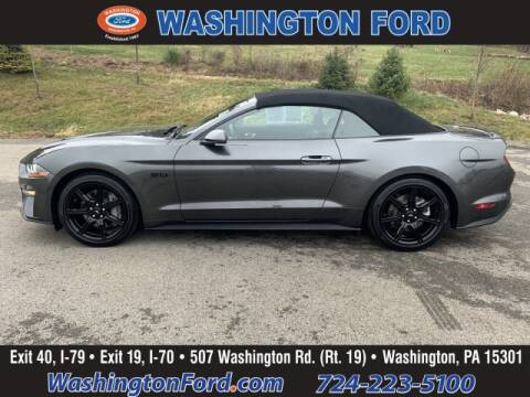 Washington Ford Pa >> 2019 Ford Mustang For Sale In Washington Pa