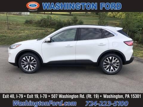 2020 Ford Escape for sale in Washington, PA