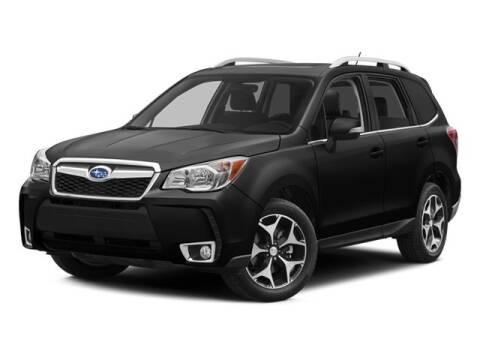 2014 Subaru Forester 2.0XT Touring for sale at WASHINGTON FORD in Washington PA