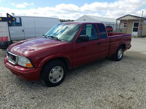2003 GMC Sonoma for sale in Mediapolis, IA