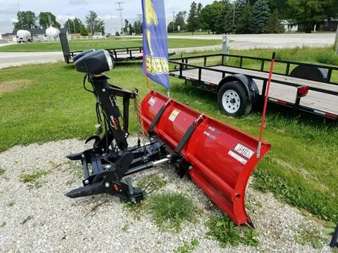 2015 Western Snow Plow Free Floating, Left to Right for sale in Mediapolis, IA