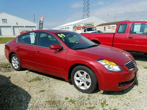 2009 Nissan Altima for sale in Mediapolis, IA