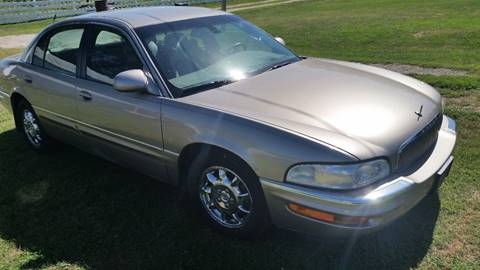 2001 Buick Park Avenue for sale in Mediapolis, IA