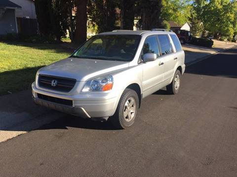2005 Honda Pilot for sale in Placerville, CA