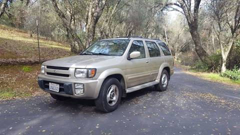 2002 Infiniti QX4 for sale in Placerville, CA
