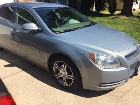 2009 Chevrolet Malibu for sale in Placerville, CA