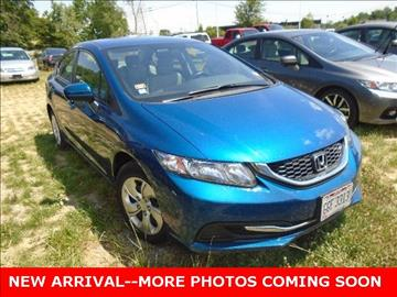 2014 Honda Civic for sale in North Canton, OH