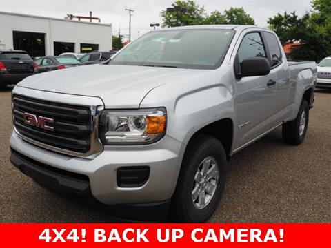 2017 GMC Canyon for sale in North Canton, OH