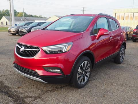 2017 Buick Encore for sale in North Canton, OH