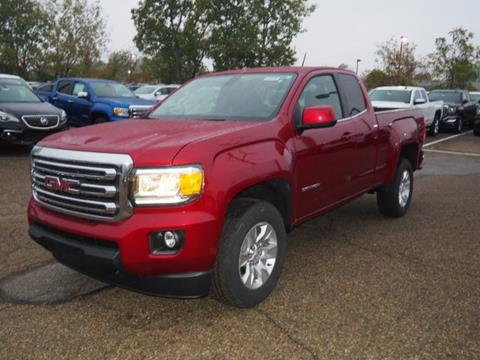 2018 GMC Canyon for sale in North Canton, OH