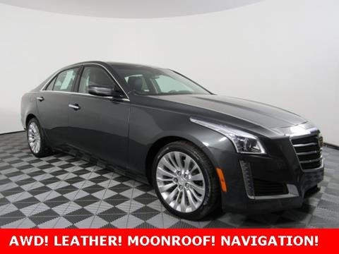 2015 Cadillac CTS for sale in North Canton, OH