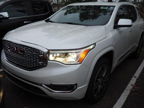 2018 GMC Acadia for sale in North Canton, OH