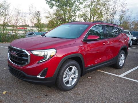 2018 GMC Terrain for sale in North Canton, OH