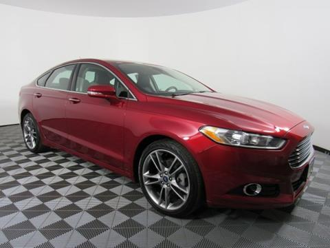 2015 Ford Fusion for sale in North Canton, OH