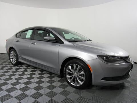 2015 Chrysler 200 for sale in North Canton, OH