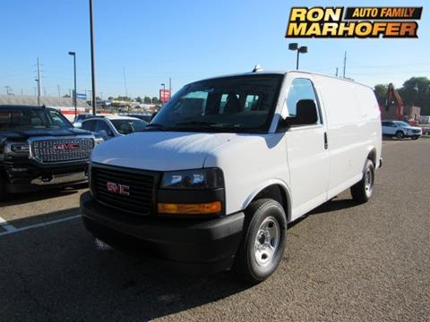 2018 GMC Savana Cargo for sale in North Canton, OH