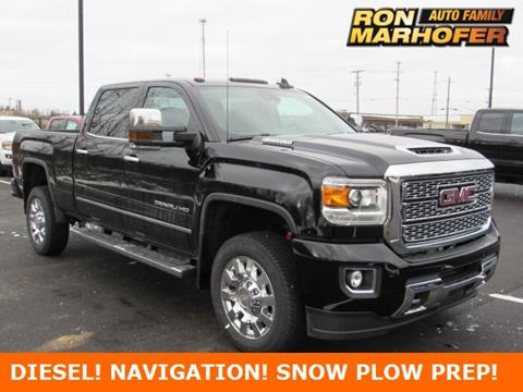 2019 GMC Sierra 2500HD for sale in North Canton, OH
