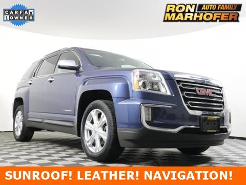 2016 GMC Terrain for sale in North Canton, OH