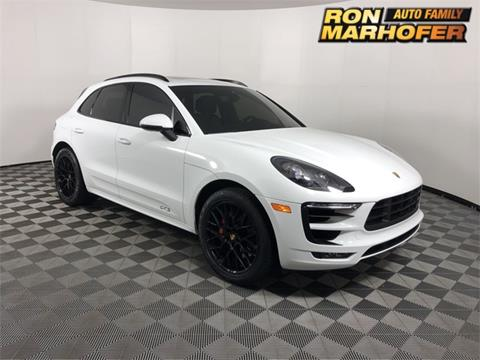 2017 Porsche Macan for sale in North Canton, OH