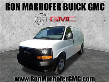 2017 GMC Savana Cargo for sale in North Canton, OH
