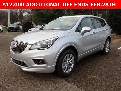 2017 Buick Envision for sale in North Canton, OH