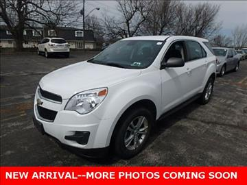 2014 Chevrolet Equinox for sale in North Canton, OH
