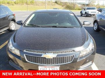 2014 Chevrolet Cruze for sale in North Canton, OH