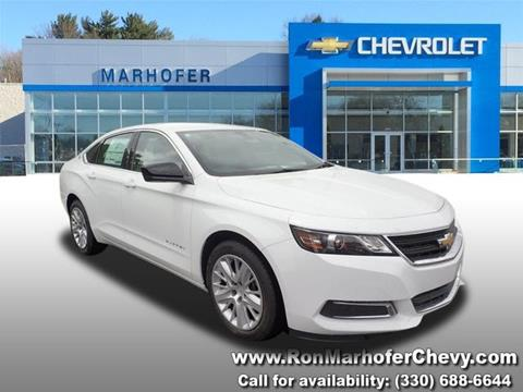 2017 Chevrolet Impala for sale in Stow, OH