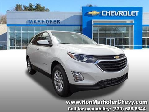 2018 Chevrolet Equinox for sale in Stow, OH