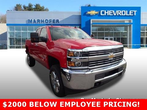 2017 Chevrolet Silverado 2500HD for sale in Stow, OH