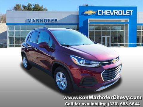 2017 Chevrolet Trax for sale in Stow, OH