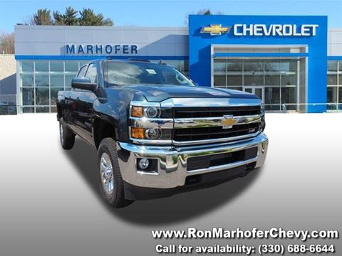 2018 Chevrolet Silverado 2500HD for sale in Stow, OH