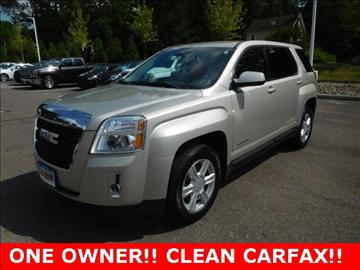 2015 GMC Terrain for sale in Stow, OH
