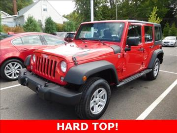 2014 Jeep Wrangler Unlimited for sale in Stow, OH